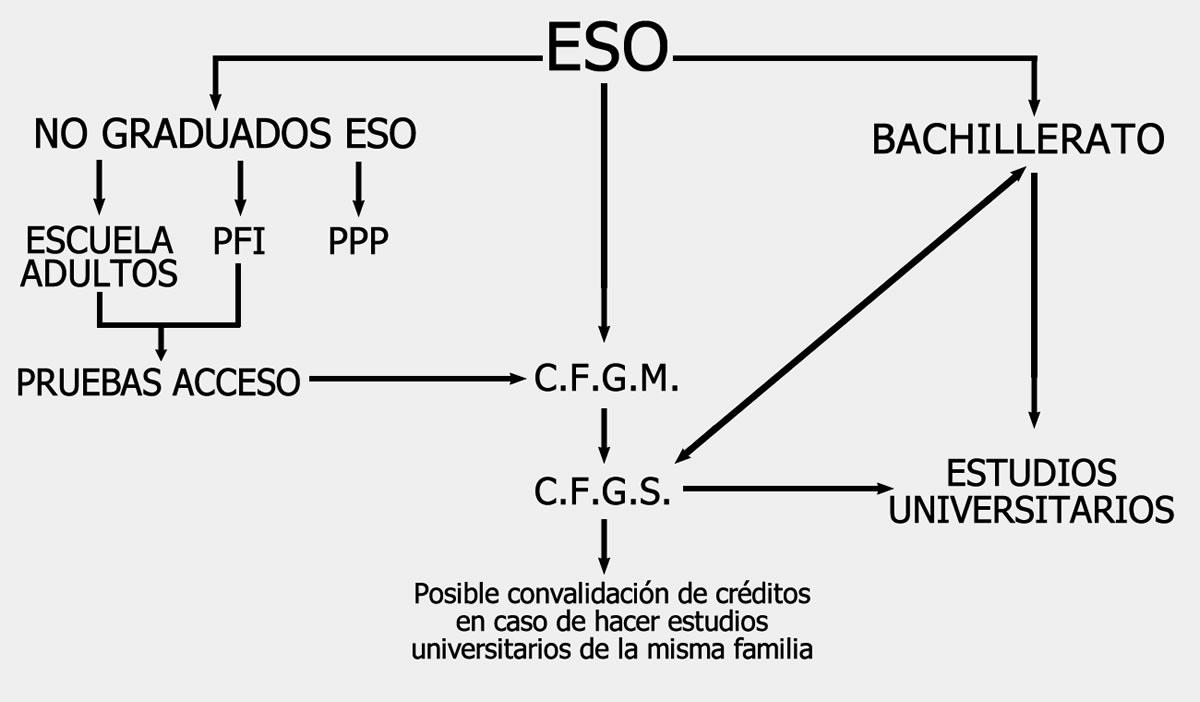 Acceso a ciclos | FP Baix Empordà