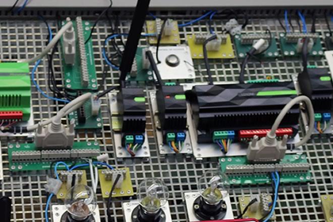 FP Baix Empordà | Grau Superior - Sistemes electrotècnics i automatitzats